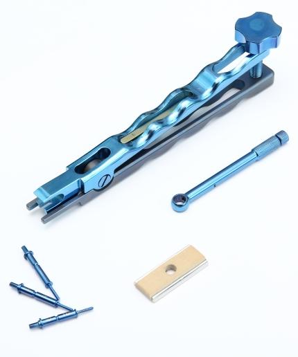 Экстрактор VITAPLANT® для атравматичного удаления зубов – простой и надежный инструмент который позволяет удалить зуб без разрушения лунки, что важно при одномоментной имплантации